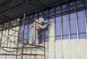 Commercial Spray Foam Insulation Georgetown KY