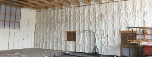 InsulBloc® Seamless Spray Polyurethane Foam Insulation Central Kentucky