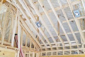 InsulBloc® Seamless Spray Polyurethane Foam insulation