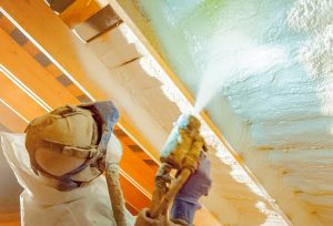 Residential Spray Foam Insulation Georgetown KY
