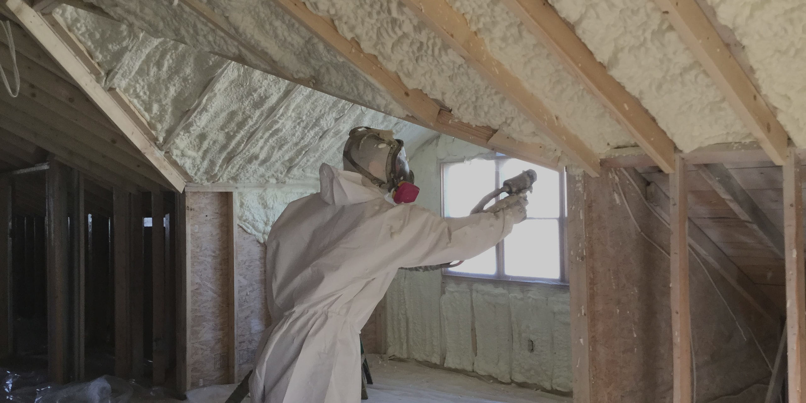 A trusted leader in commercial and residential spray foam insulation.