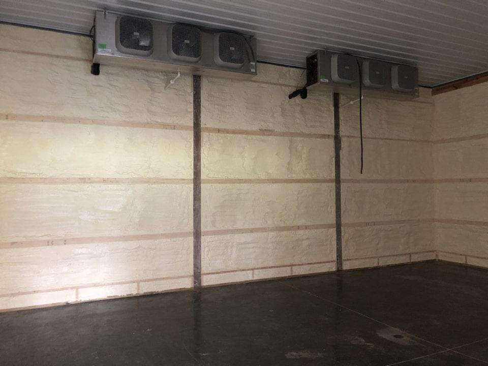 Central Kentucky Spray Foam Commercial Spray Foam Insulation Services