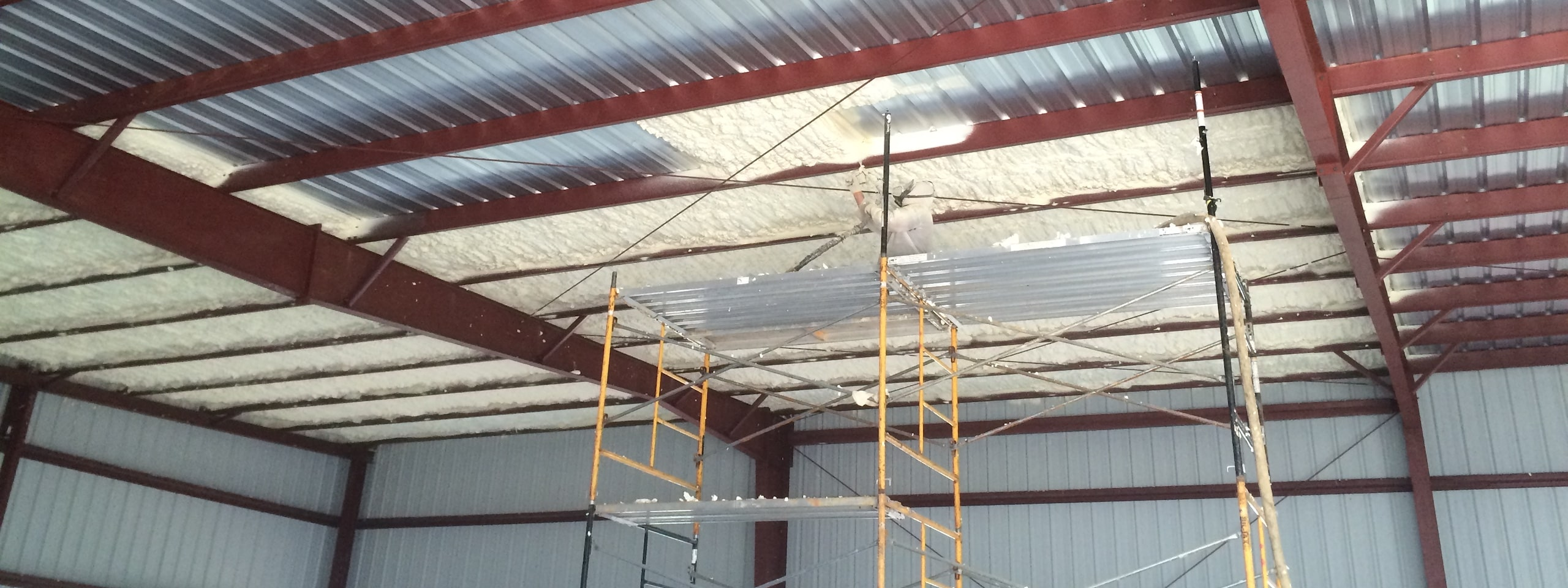 Commercial Spray Foam Insulation Near Me Central Kentucky